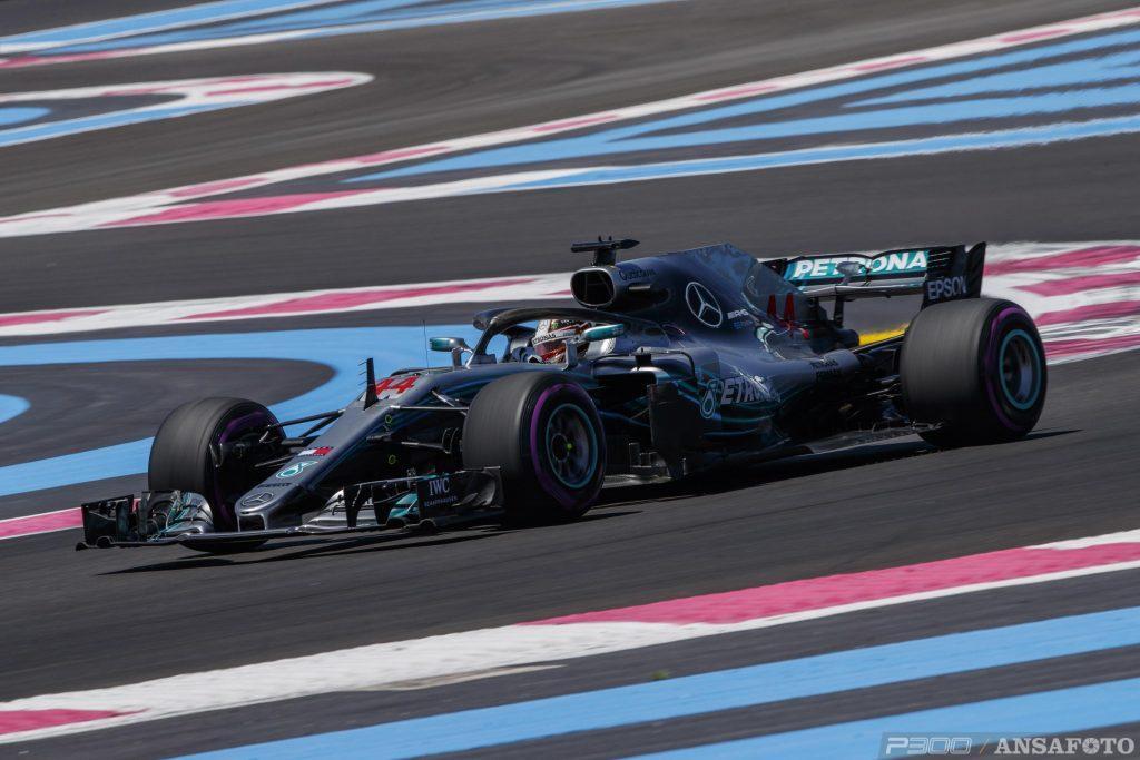 F1 | GP Francia, FP2: ancora Hamilton davanti a Red Bull e Ferrari