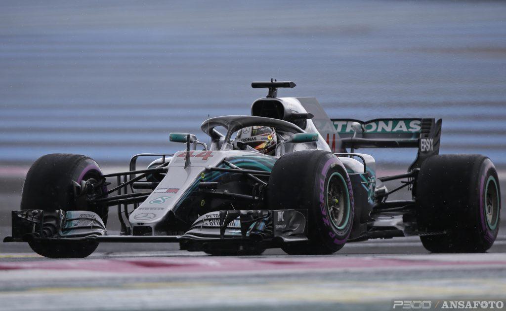 F1 | GP Francia, qualifiche: Pole numero 75 per Lewis Hamilton!