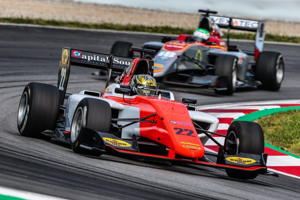 GP3   GP Ungheria, Boccolacci domina Gara 2 su Ilott ed Hubert