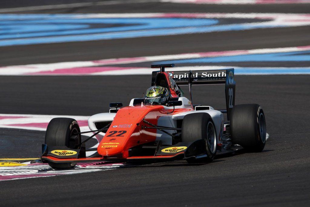 GP3 | GP Francia, Boccolacci vince Gara 1 su Hubert e Mazepin