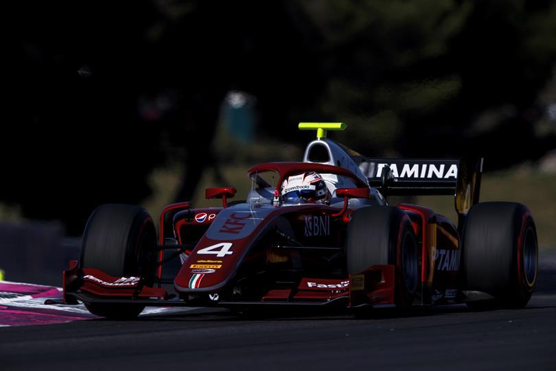 F2 | GP Francia: Nyck de Vries conquista la sprint race