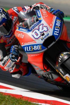 MotoGP   GP Catalunya, sintesi warm-up