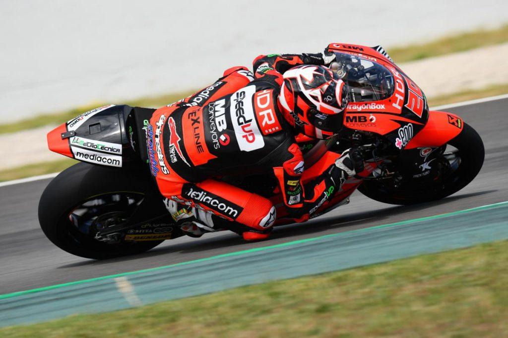 Moto2 | GP Catalunya: pole position a sorpresa di Fabio Quartararo