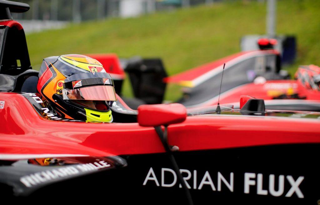 GP3 | GP d'Austria: Ilott domina Gara 1 davanti a Pulcini e Lorandi