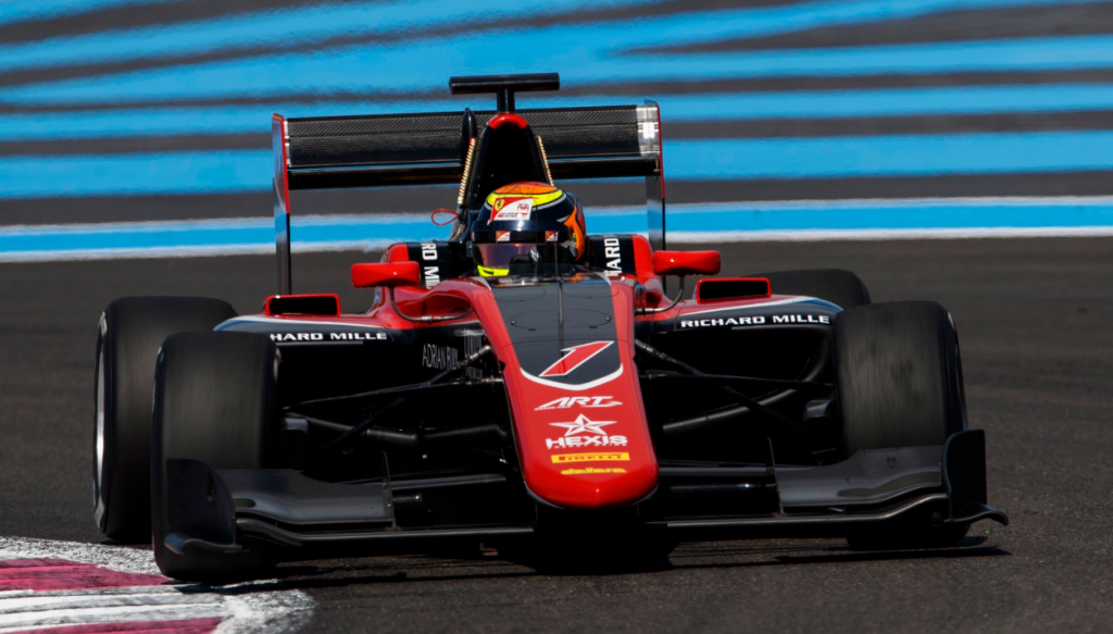 GP3 | GP Francia, Ilott vince Gara 2 su Pedro Piquet e Joey Mawson