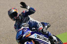 Moto3   Martin ingrana la quinta e vince in Germania su Bezzecchi e McPhee
