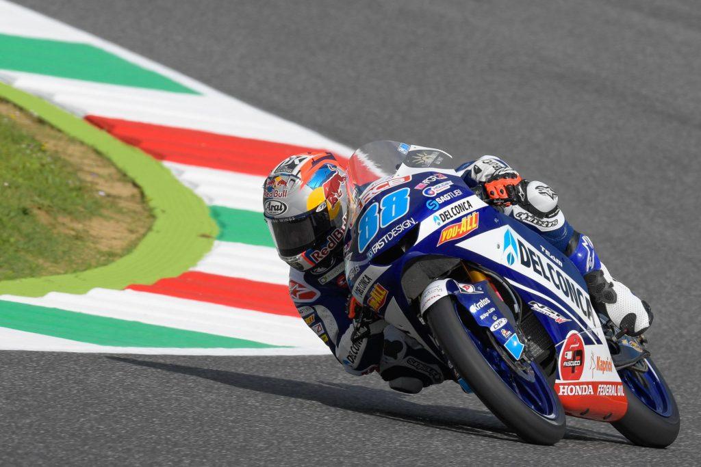 Moto3 | GP Italia: Martín batte Bezzecchi e di Giannantonio e si aggiudica la vittoria