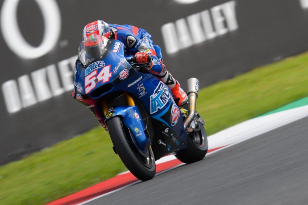 Moto2 | GP Italia: Pasini al millesimo su Schrötter, sua la pole