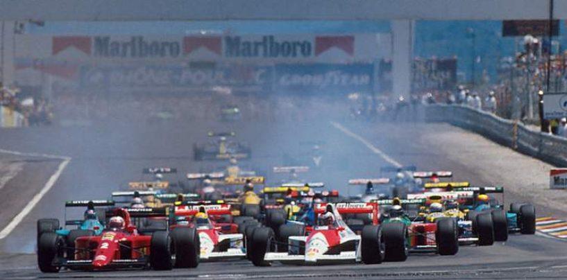 """<span class=""""entry-title-primary"""">La F1 ai tempi del Paul Ricard 1990</span> <span class=""""entry-subtitle"""">Una pista storica che ha visto una Formula1 che non esiste più</span>"""
