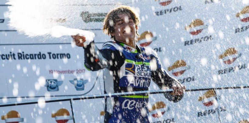 """<span class=""""entry-title-primary"""">La tragedia di Andreas Perez a Barcellona, pilota del CEV</span> <span class=""""entry-subtitle"""">Il ragazzo, quattordicenne e debuttante nel team Avintia CEV, non ce l'ha fatta dopo un incidente di gara</span>"""