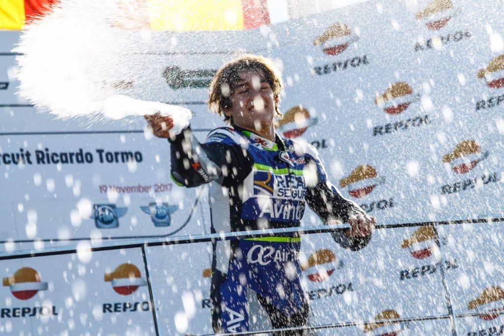 La tragedia di Andreas Perez a Barcellona, pilota del CEV