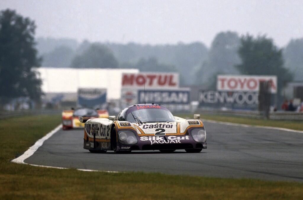 Le Mans 1988: il ritorno al successo della Jaguar