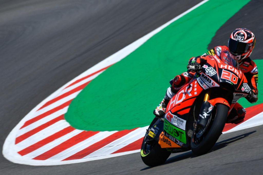 Moto2 | GP Catalunya: gara perfetta di Quartararo