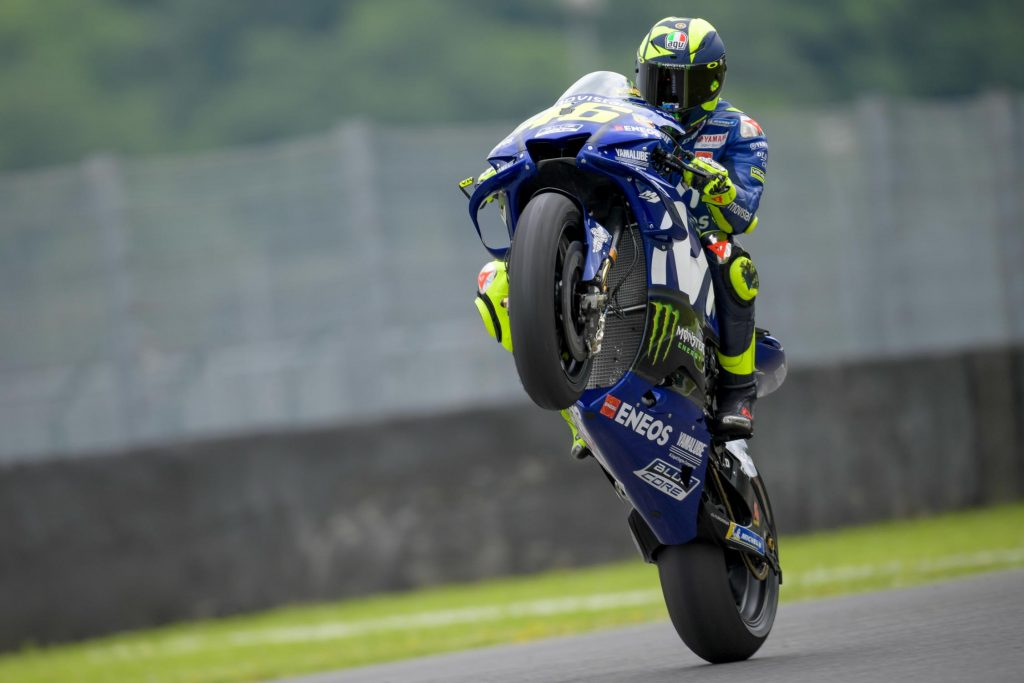 MotoGP | GP Italia: Valentino Rossi in pole position, Márquez sesto