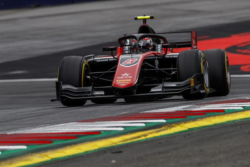 F2 | GP Austria: seconda pole consecutiva per George Russell