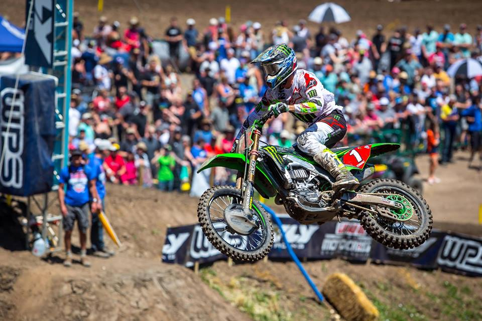 National 2018: Tomac vince anche a High Point