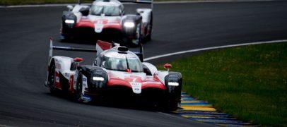 WEC   Le Mans: penalità per la Toyota #8, #7 in fuga