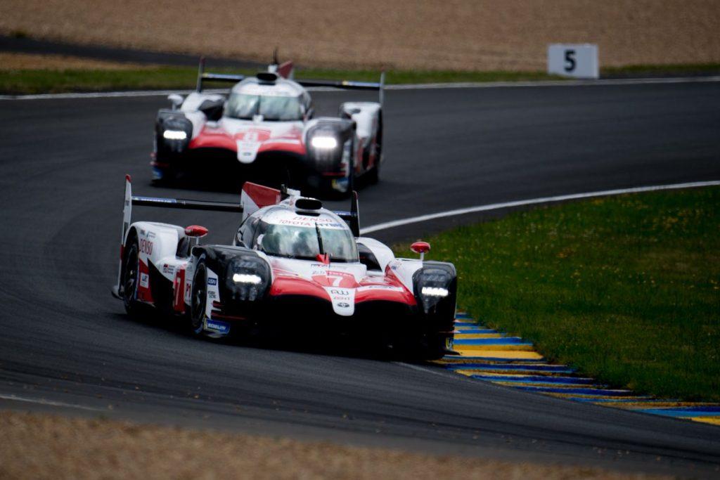 WEC | Le Mans: penalità per la Toyota #8, #7 in fuga