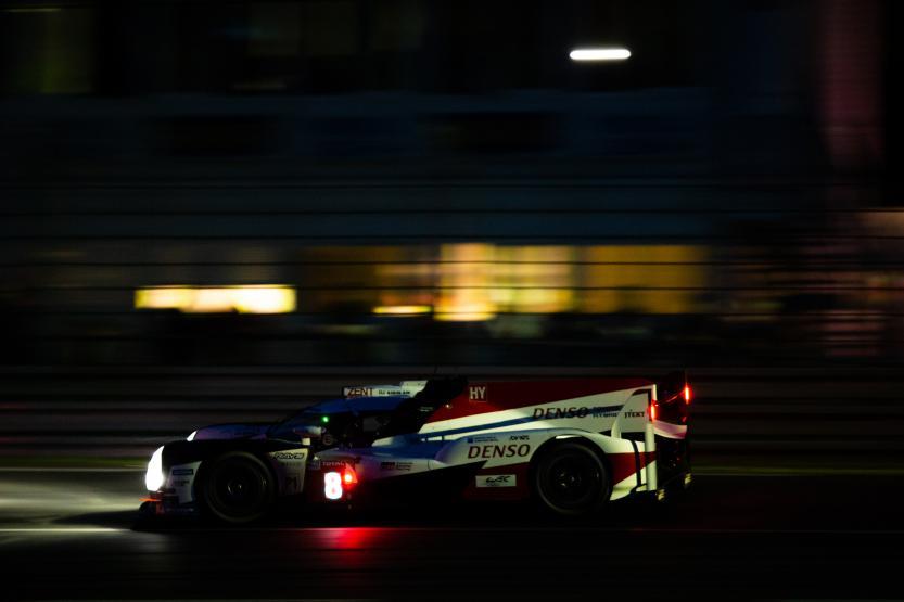 WEC | Le Mans: doppietta Toyota nella Q1, miglior tempo per Nakajima