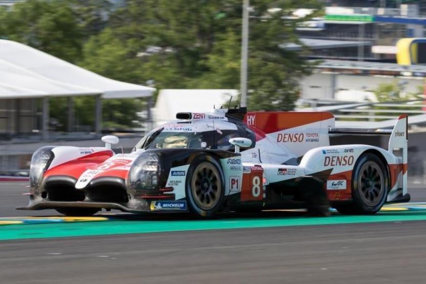WEC | Toyota e Porsche al comando nei test di Le Mans