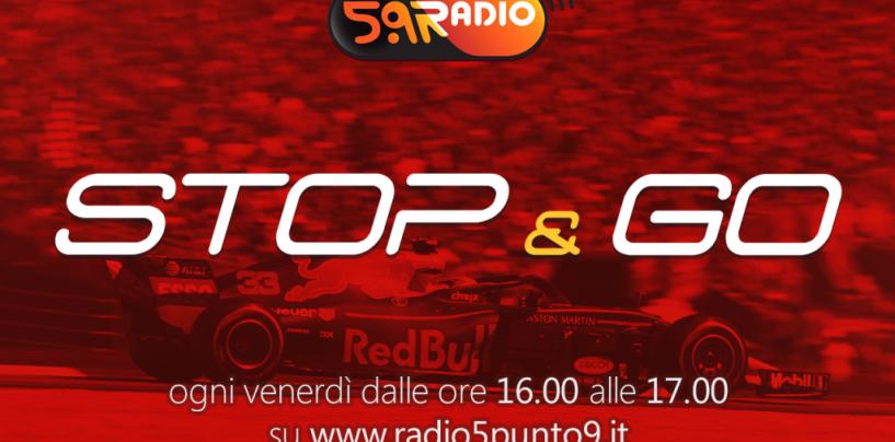 """<span class=""""entry-title-primary"""">""""Stop&Go"""" live venerdì 6 luglio alle ore 16.00 su Radio 5.9</span> <span class=""""entry-subtitle"""">La trasmissione di P300 in diretta fino alle 17</span>"""