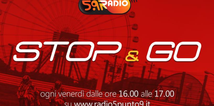 """<span class=""""entry-title-primary"""">""""Stop&Go"""" live venerdì 27 luglio alle ore 16.00 su Radio 5.9</span> <span class=""""entry-subtitle"""">La trasmissione di P300 in diretta fino alle 17</span>"""