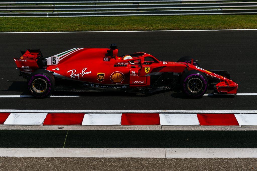 F1 | GP Ungheria, FP2: Vettel davanti a Verstappen