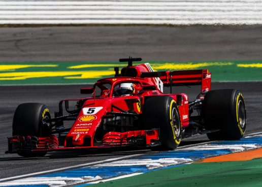 F1 | GP Germania: Vettel in pole con la Ferrari ad Hockenheim! Hamilton fermo in Q1