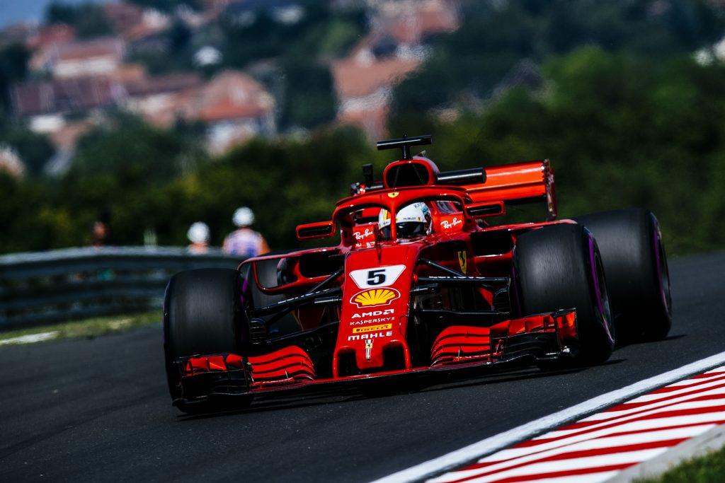 F1 | GP Ungheria, FP3: Vettel di un soffio su Bottas