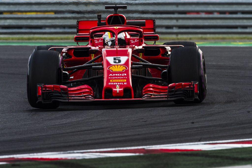 Ferrari SF71-H, una F60 più fortunata