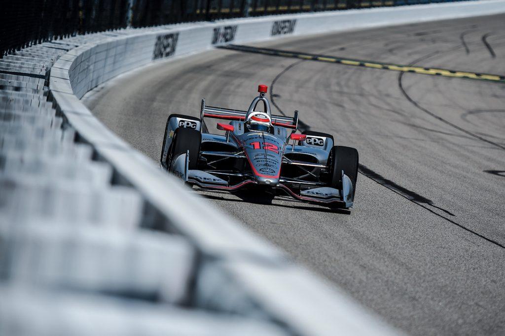 Indycar   Iowa 300: Power si prende la pole position