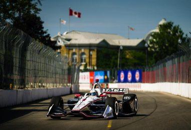 Indycar   GP Toronto: Newgarden strappa la pole a Dixon
