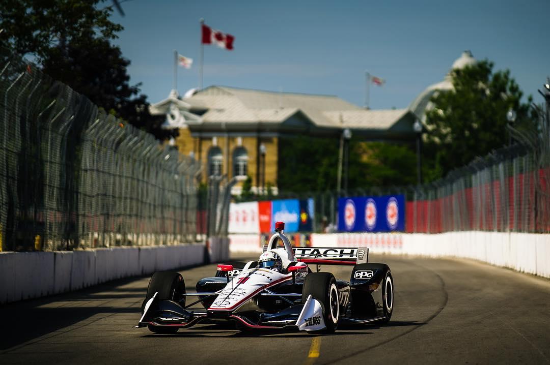 Indycar | GP Toronto: Newgarden strappa la pole a Dixon