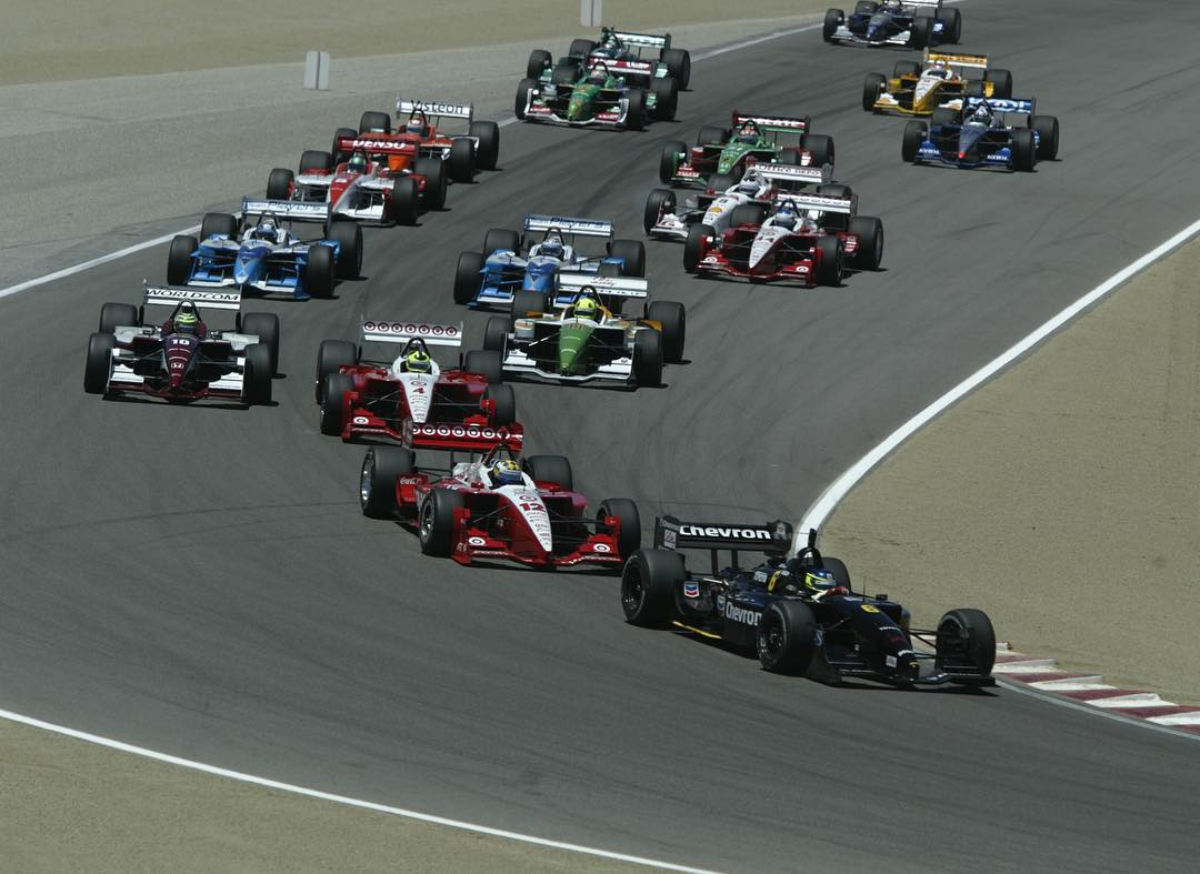 Indycar | Welcome back Laguna Seca