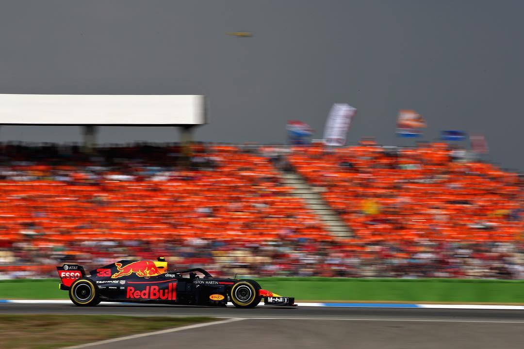 F1 | Verstappen difende Vettel in merito all'uscita di pista di ieri