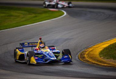 Indycar | Mid-Ohio 200: Rossi domina di strategia