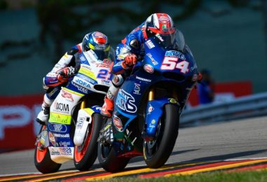 Moto2 | GP Germania: Mattia Pasini torna in pole