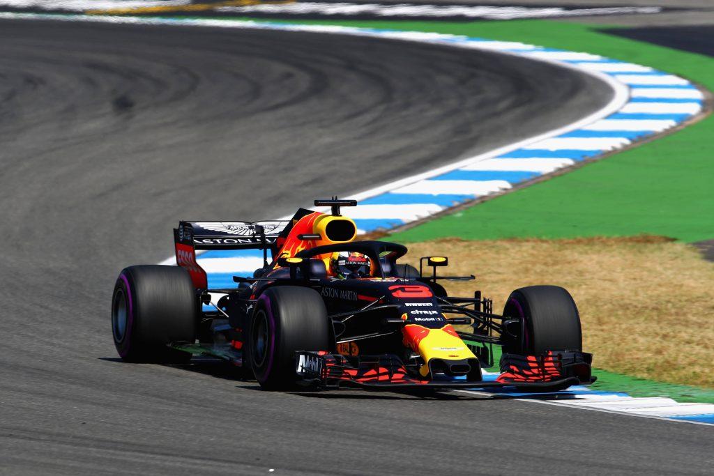 F1 | GP Germania, cambi di componenti sulla Red Bull di Ricciardo, partirà ultimo in griglia
