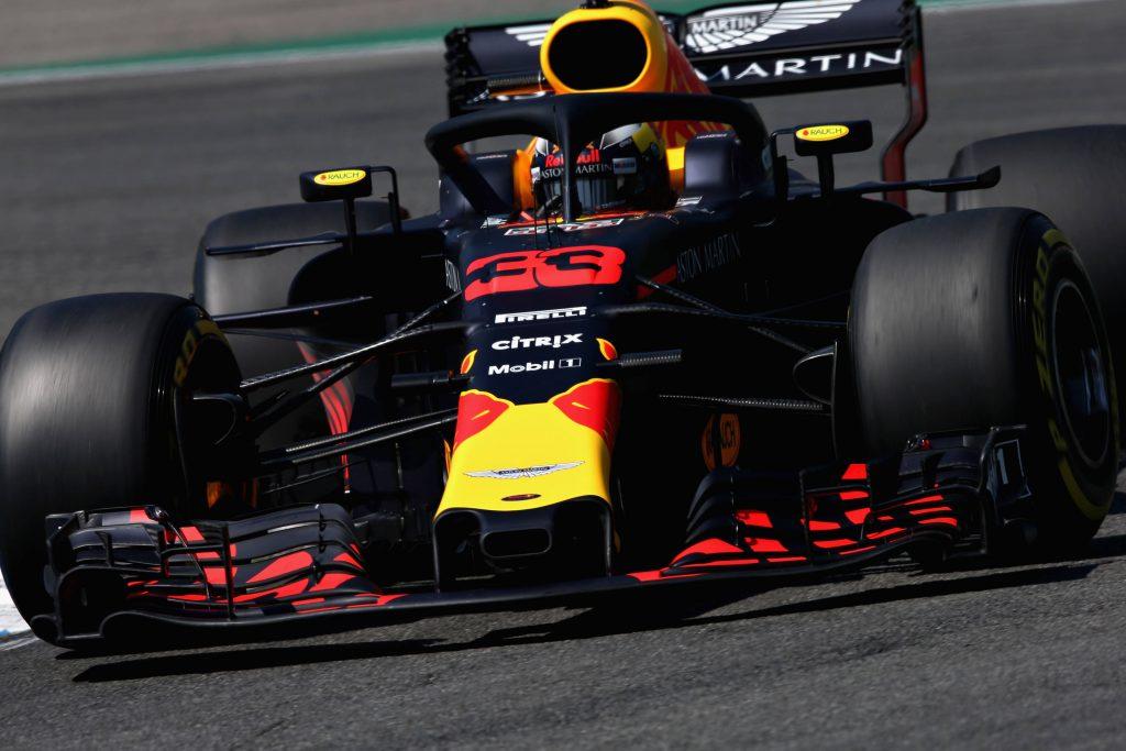 F1 | GP Germania, FP2: Verstappen davanti alle Mercedes