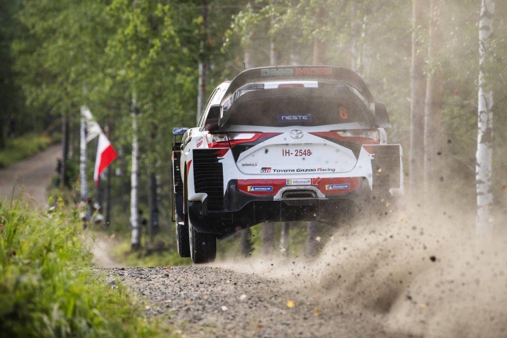 WRC | Finlandia: Tänak e Østberg dettano il passo nelle prime PS