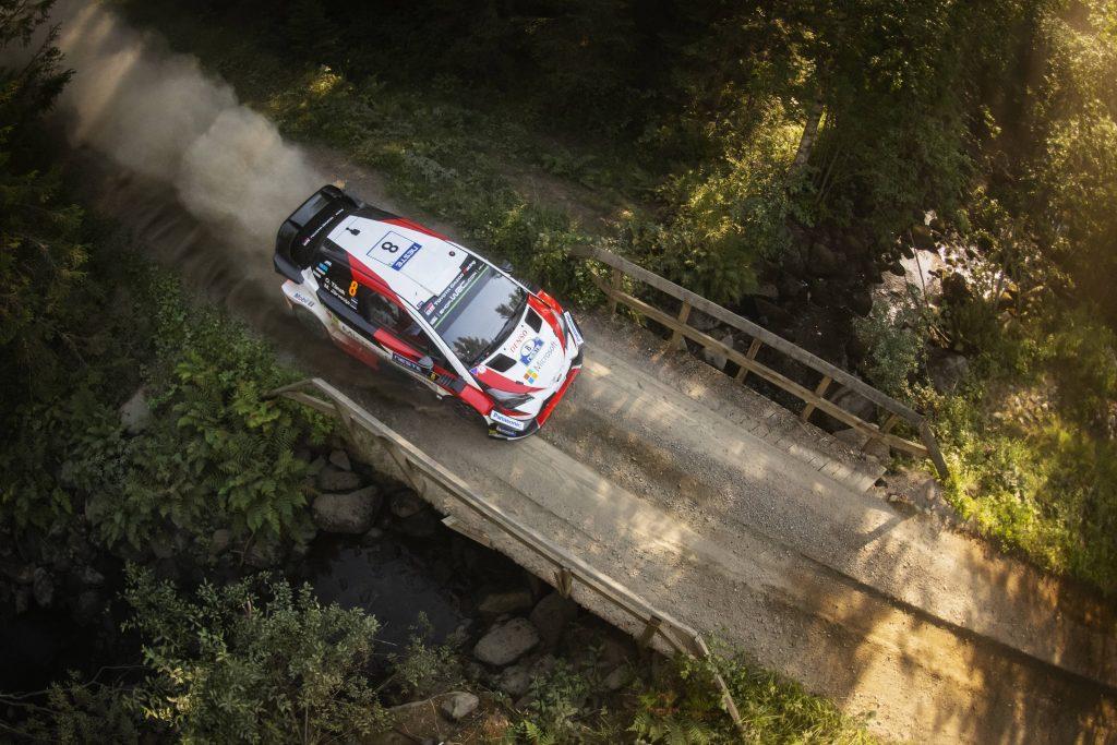 WRC | Finlandia: Ott Tänak ancora leader al termine della seconda tappa