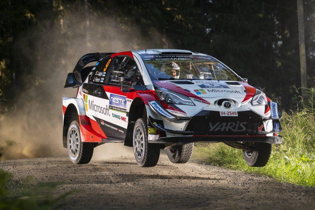 WRC | Finlandia: Tänak continua a dominare, Lappi risale la classifica