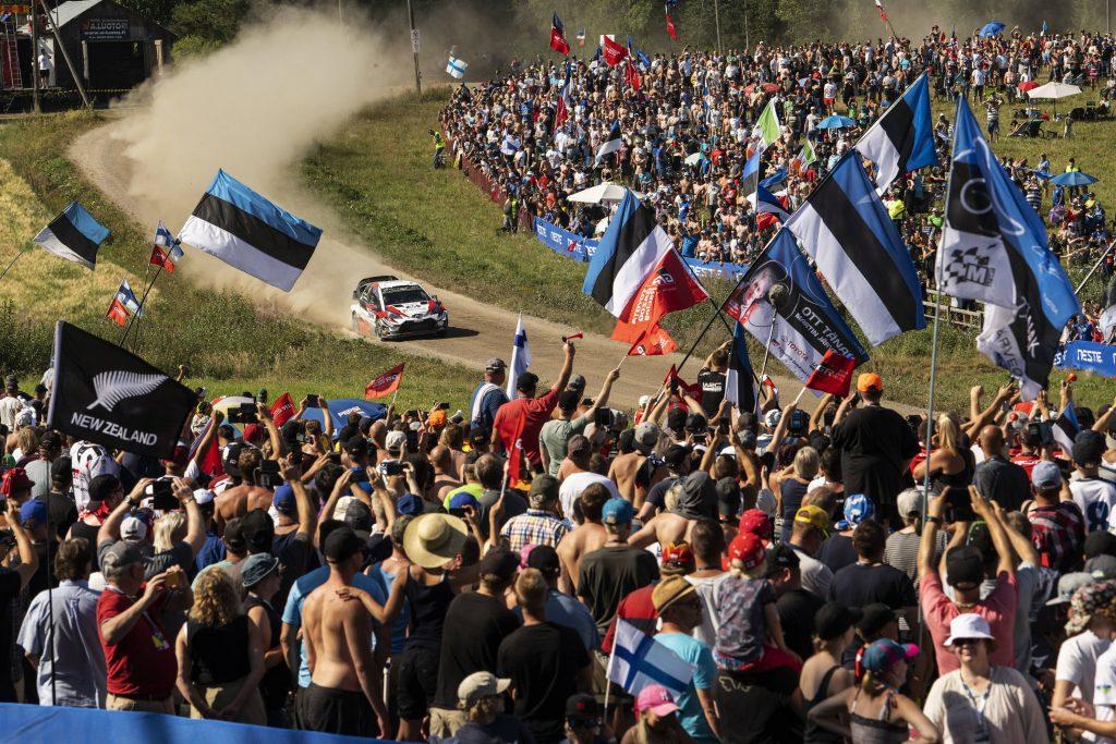 WRC | Finlandia: Tänak vince il 1000 Laghi, Østberg resiste a Latvala