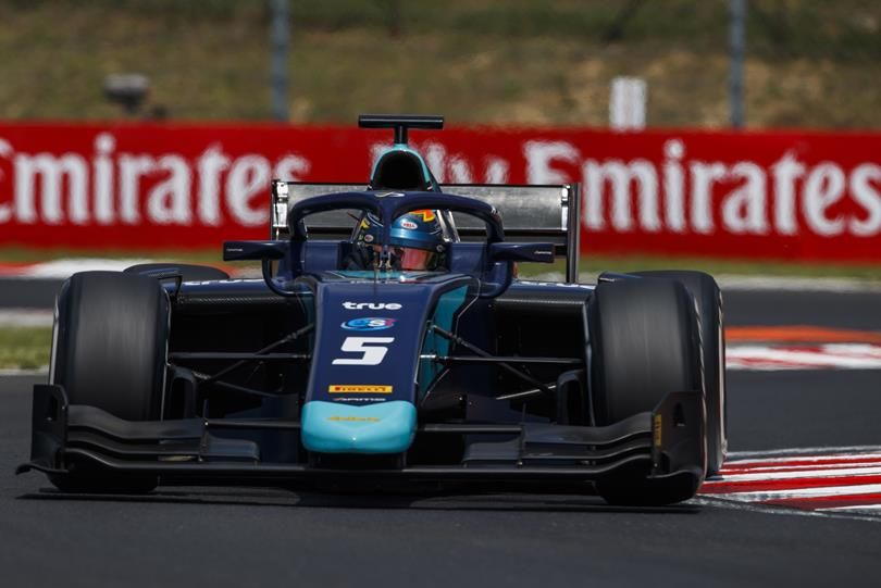 F2 | GP Ungheria: terza vittoria stagionale per Alexander Albon