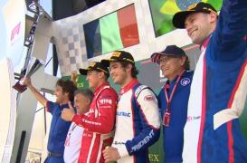 GP3   GP Gran Bretagna, Pedro Piquet vince Gara 2 nella tripletta Trident