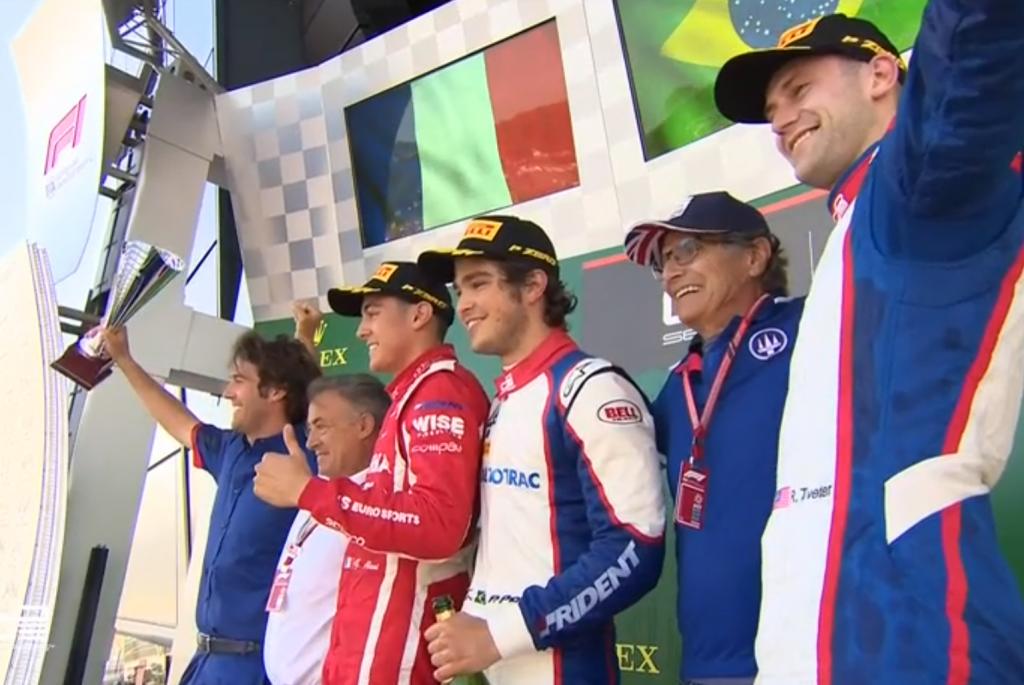 GP3 | GP Gran Bretagna, Pedro Piquet vince Gara 2 nella tripletta Trident