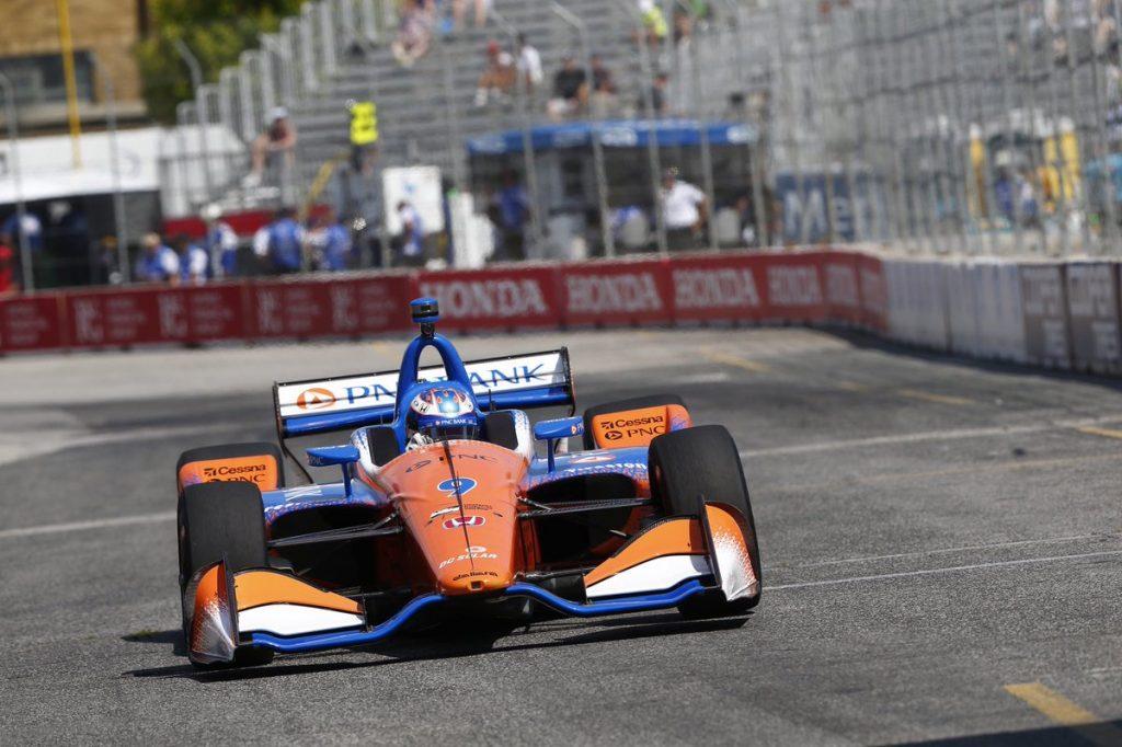 Indycar | GP Toronto: Newgarden sbaglia, Dixon ringrazia