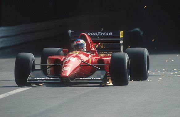 Ivan Capelli ci racconta la Ferrari F92A