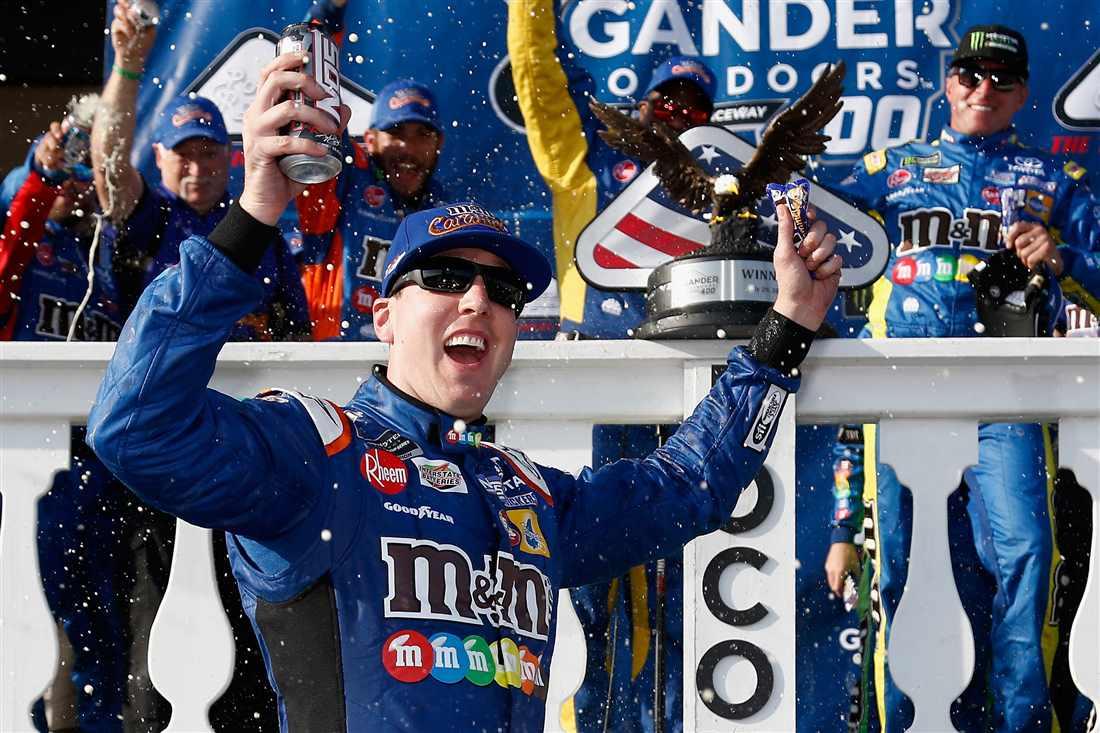 NASCAR | Kyle Busch pareggia i conti a Pocono
