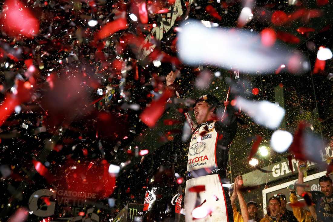 NASCAR   Jones trionfa a Daytona dopo un